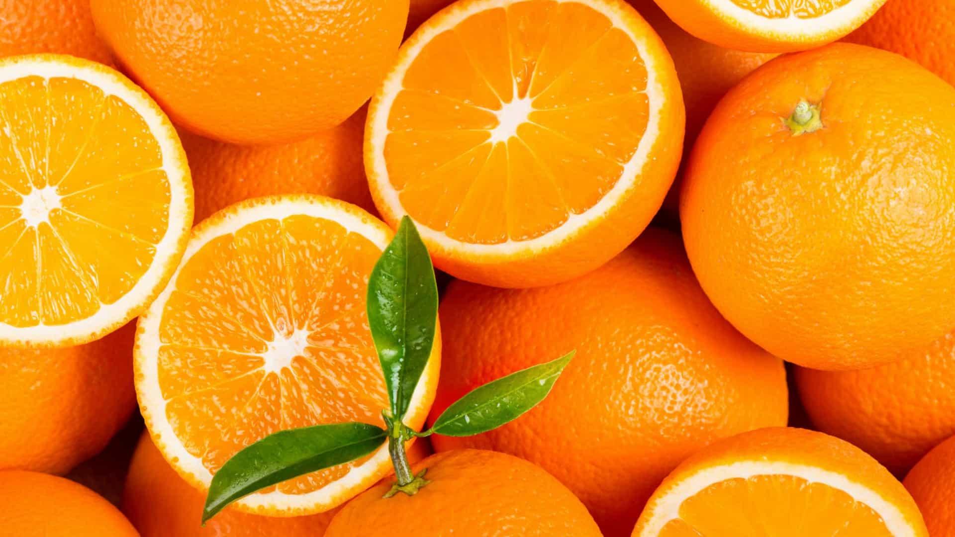 Alimentos que fazem bem para a pele: laranja (Fonte: Notícias ao Minuto)