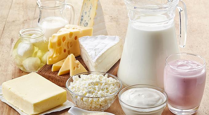 Alimentos que contém lactase (Fonte: Folha do Litoral)