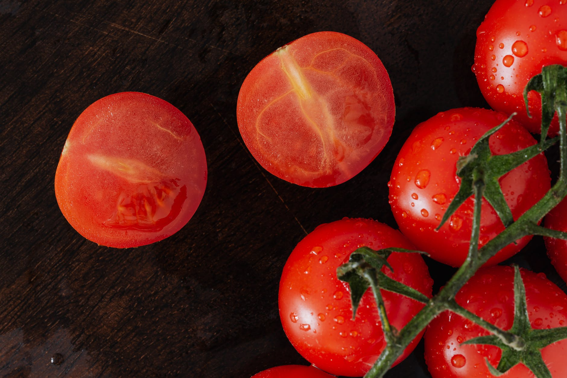 Alimentos que fazem bem para a pele: tomate (Fonte: Sda)
