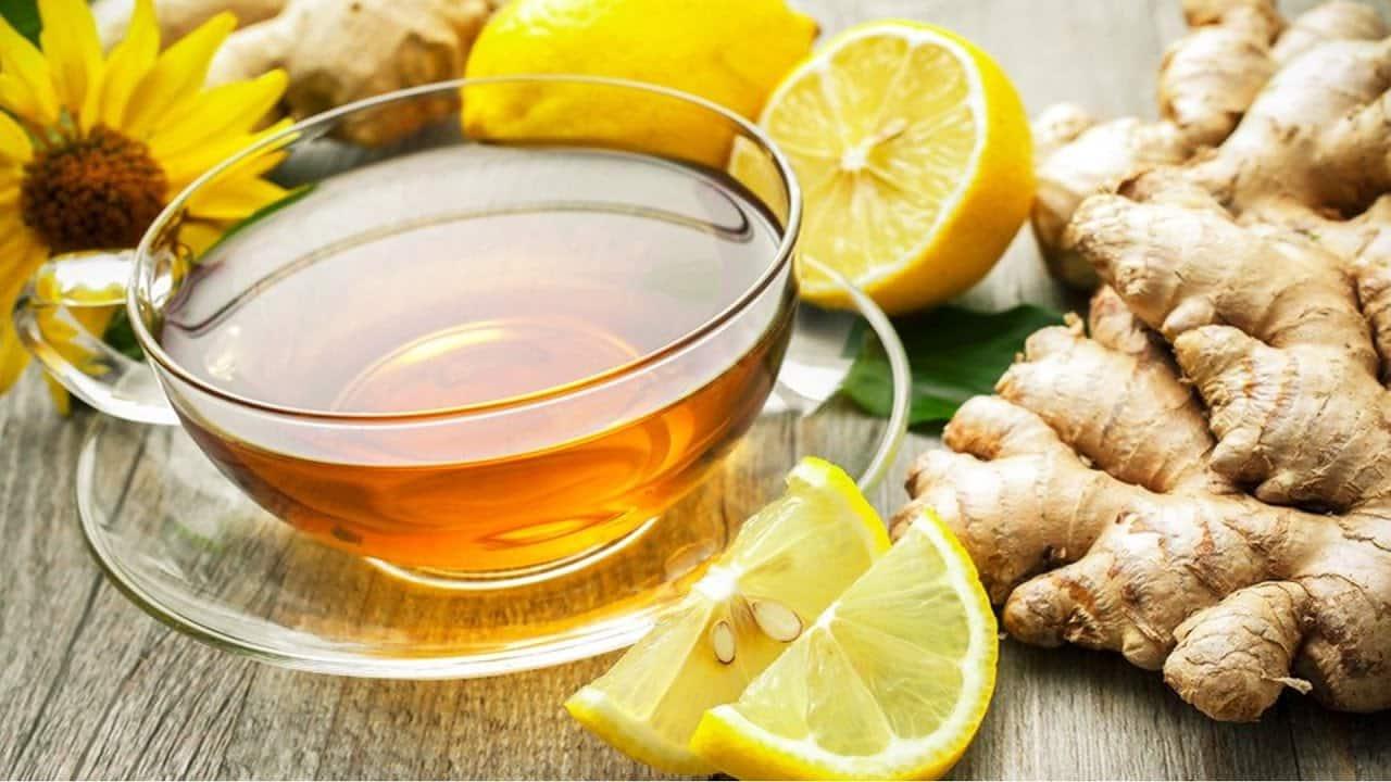 Chá de gengibre ajuda a emagrecer (Fonte: Informe Brasil)