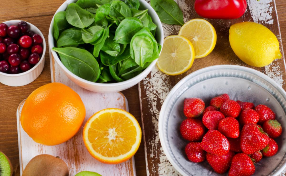 Alimentos ricos em vitamina C (Fonte: Dicas de Mulher)