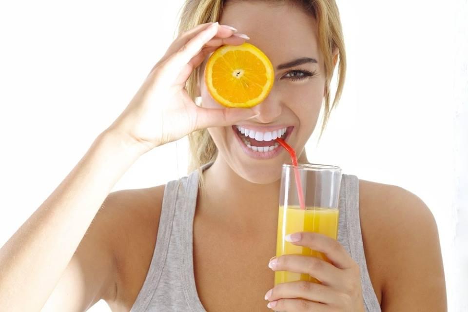 Vitamina C diminui o estresse e melhora o humor (Fonte: Marília Notícia)