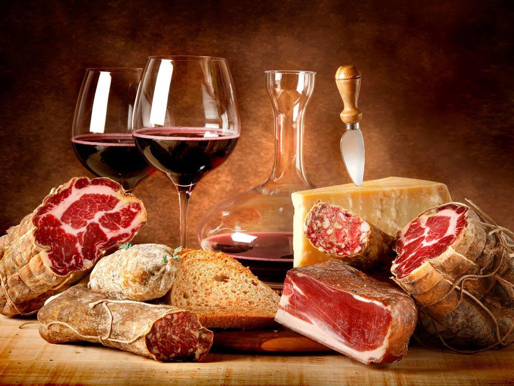 Posso tomar vinho na minha dieta? (Fonte: Pinterest)