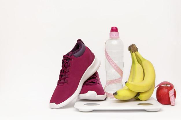 A banana melhora o desempenho geral dos atletas (Fonte: Freepik)